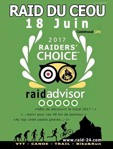 raid du Céou