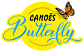 Canoës Butterfly